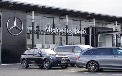 Mercedes-Benz unveils blockchain-enabled transparency and sustainability initiative
